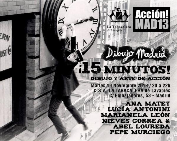 DIBUJO MADRID ACCIÓN MADRID